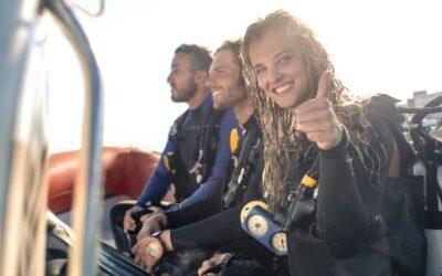 Les règles de sécurité en plongée sous-marine