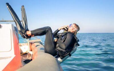 Les 5 meilleures combinaisons de plongée