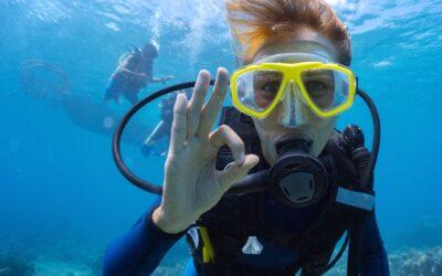 Comment rester calme lors d'une plongée sous-marine?