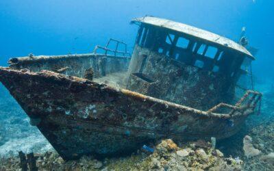 Meilleures destinations de plongée pour voir des épaves